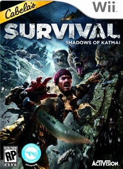 Wii - Cabelas Survival: Shadows of Katmai