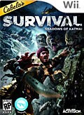 Wii - Cabelas Survival: Shadows of Katmai