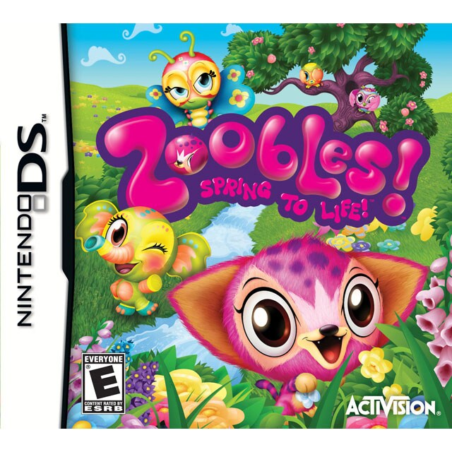 Nintendo DS - Zoobles