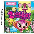Nintendo DS - Zoobles w/toy
