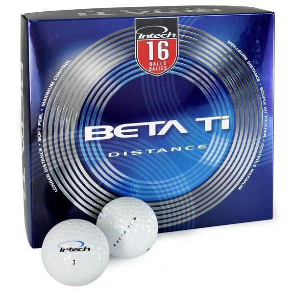 Intech Beta 16 Pack Ball