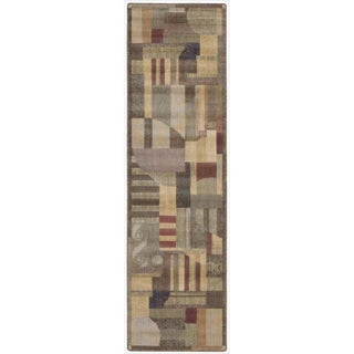 Nourison Somerset Multicolor Area Rug (2'6 x 9'6)