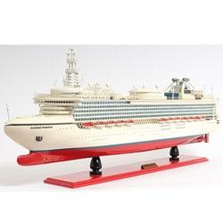 Old Modern Handicrafts Diamond Princess Boat Model