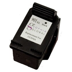 Sophia Global HP 901 XL Black Ink Cartridge (Remanufactured)