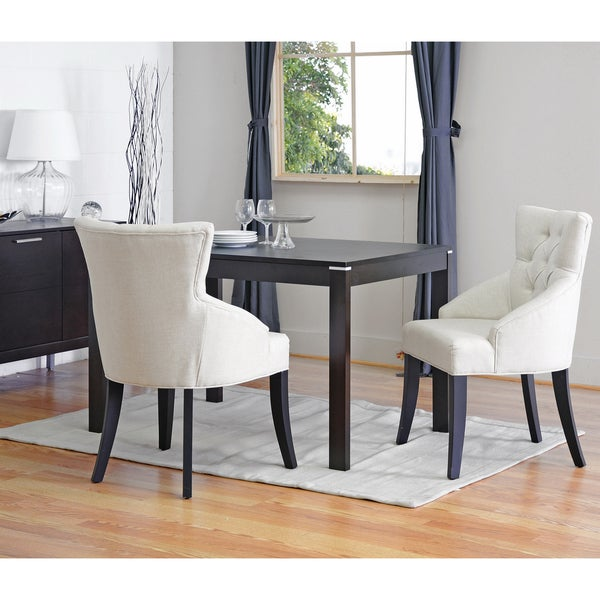 Halifax Light Beige Dining Chair Set Of 2