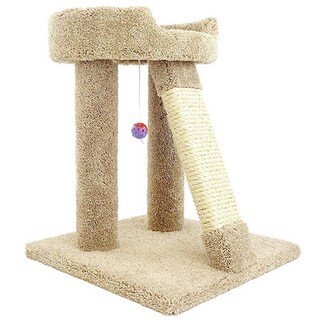 """New Cat Condos 24"""" Elevated Cat Bed Tree (3 options available)"""