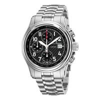 Revue Thommen Men's 'Air Speed' Steel Automatic Chronograph Watch