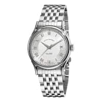 Revue Thommen Men's 20002.2132 'Wallstreet' Stainless Steel Automatic Watch