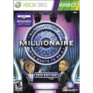 Xbox 360 - Who Wants To Be A Millionaire?