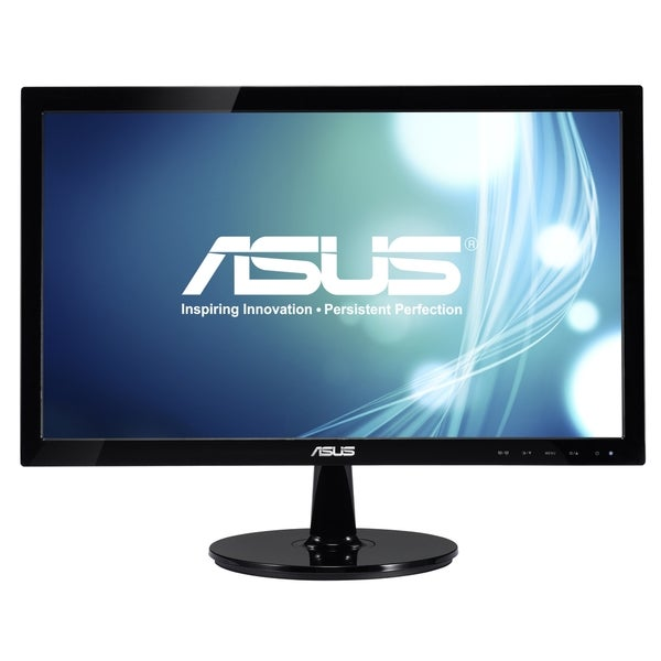 "Asus VS208N-P 20"" LED LCD Monitor - 16:9 - 5 ms"