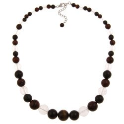 Pearlz Ocean Tiger's Eye and White Quartz Graduated Necklace|https://ak1.ostkcdn.com/images/products/6152219/Pearlz-Ocean-Tigers-Eye-and-White-Quartz-17-inch-Journey-Necklace-P13811033a.jpg?_ostk_perf_=percv&impolicy=medium