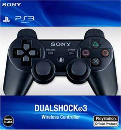 PS3 - DualShock 3 Controller Black