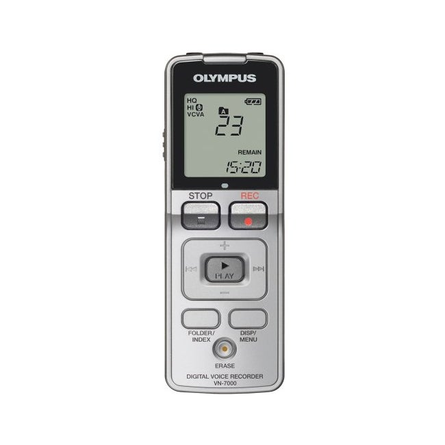 Olympus VN-7000 Digital Voice Recorder (Refurbished) - Thumbnail 0