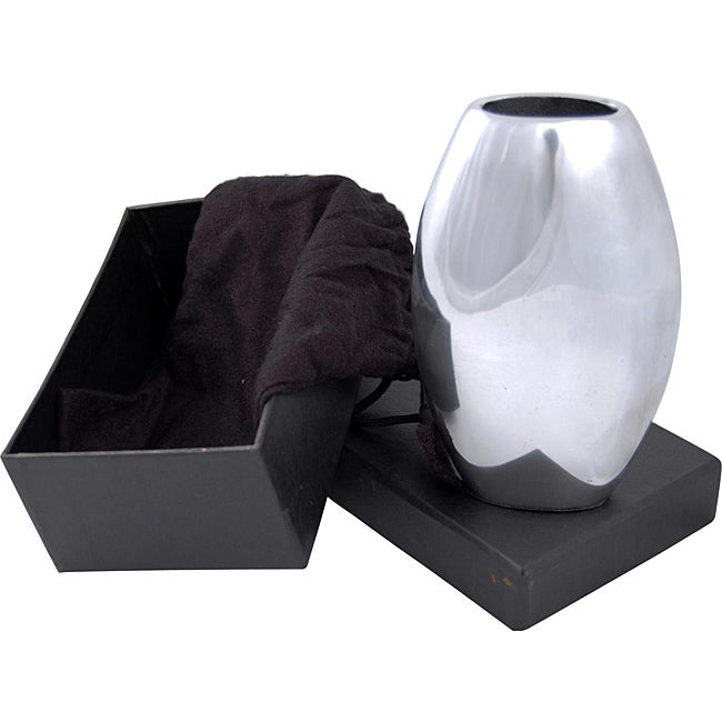 Premium Designer Series Aluminum Vases (Case of 24)