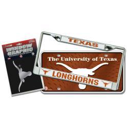 Texas Longhorns Automotvie Detail Pack - Thumbnail 0