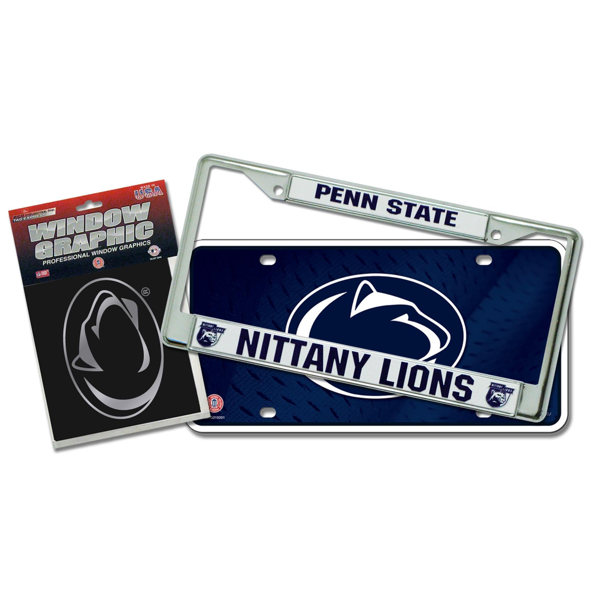Penn State Nittany Lions Automotvie Detail Pack