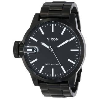 Nixon Men's Chronicle Watch|https://ak1.ostkcdn.com/images/products/6153376/Nixon-Mens-Chronicle-Watch-P13811851.jpg?impolicy=medium