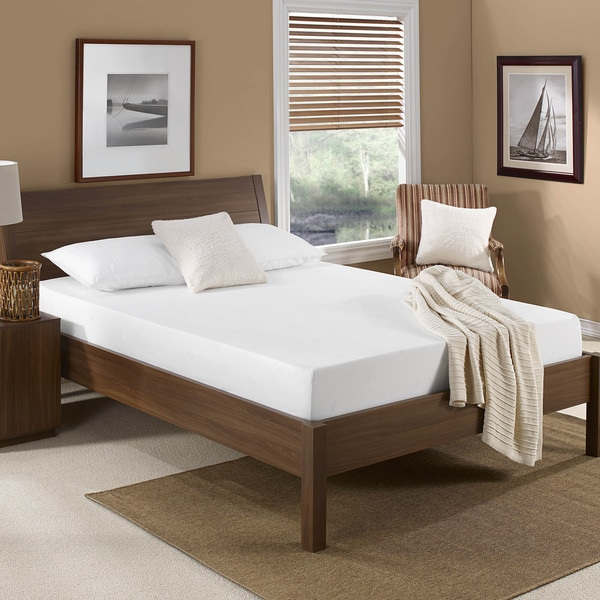 Essentials 8-inch Queen-size Memory Foam Mattress
