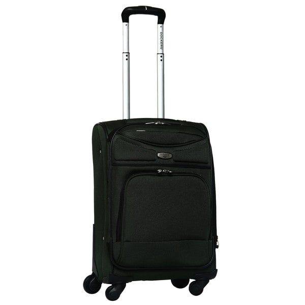 Shop Dockers Green North Point 20 Inch Expandable Carry On