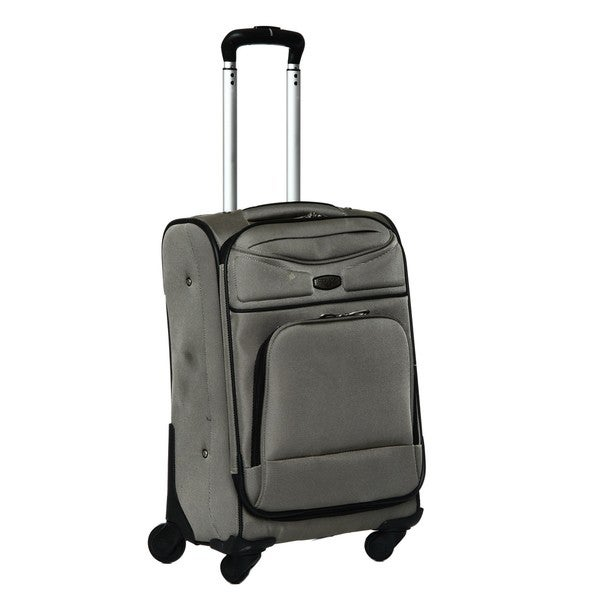 Dockers Khaki North Point 20 Inch Expandable Carry On