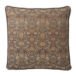 Corona Decor European-woven Vintage Flora Brocade Pillow