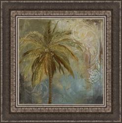 Patricia Pinto 'Spring Palm II' Framed Print