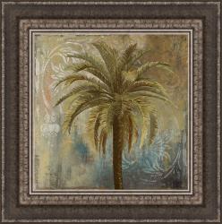 Patricia Pinto 'Spring Palm I' Framed Print