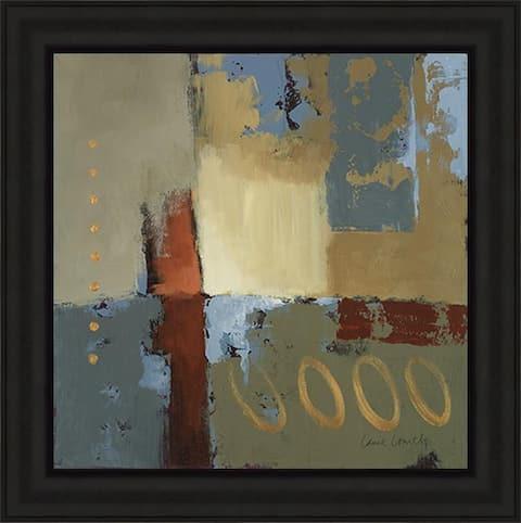 Lanie Loreth 'On the Boulevard I' Framed Print Art