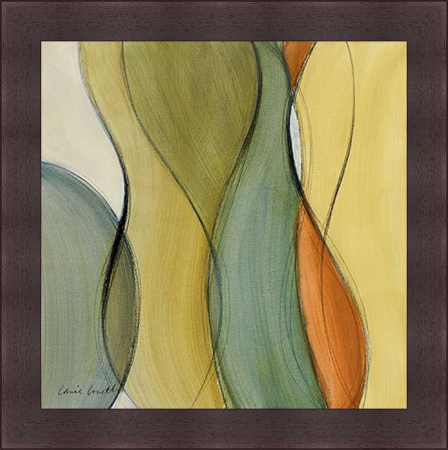 Lanie Loreth 'Coalescence I' Framed Print