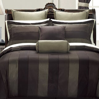 midnight by everrouge queensize 24piece room in a bag with sheet set