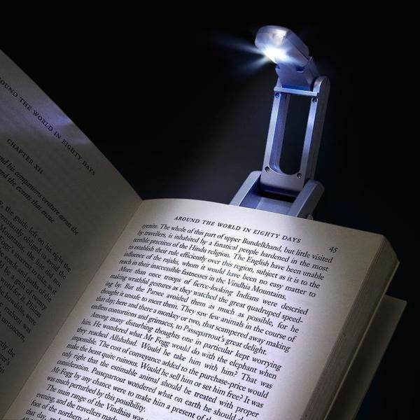 INSTEN Book Reading Light with Clip