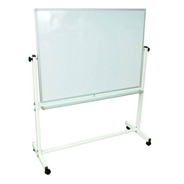 Luxor Double Sided Magnetic White Board