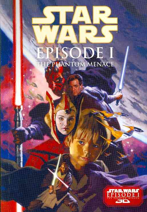 Star Wars Episode 1: The Phantom Menace (Paperback)