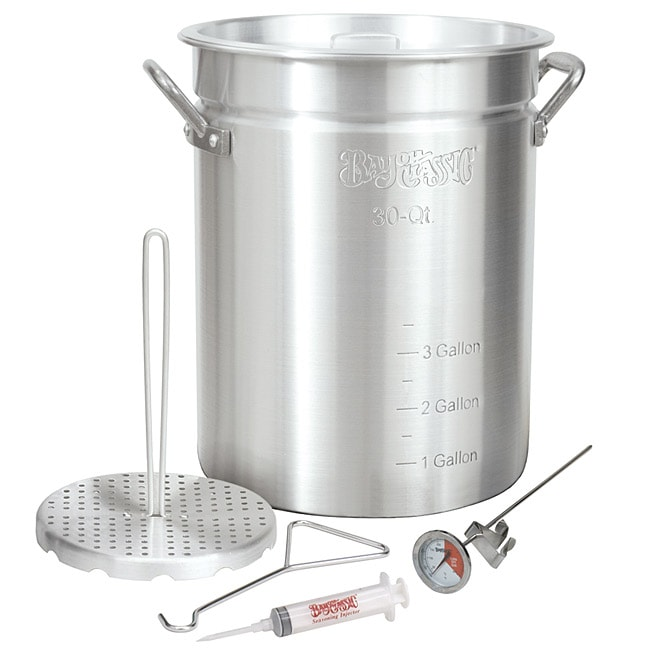 Bayou Classic 30-qt Turkey Fryer Pot