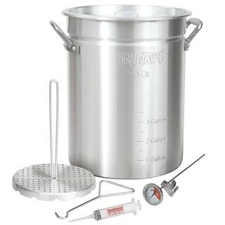 Bayou Classic 30-qt Turkey Fryer Pot|https://ak1.ostkcdn.com/images/products/6154793/P13812911.jpg?impolicy=medium