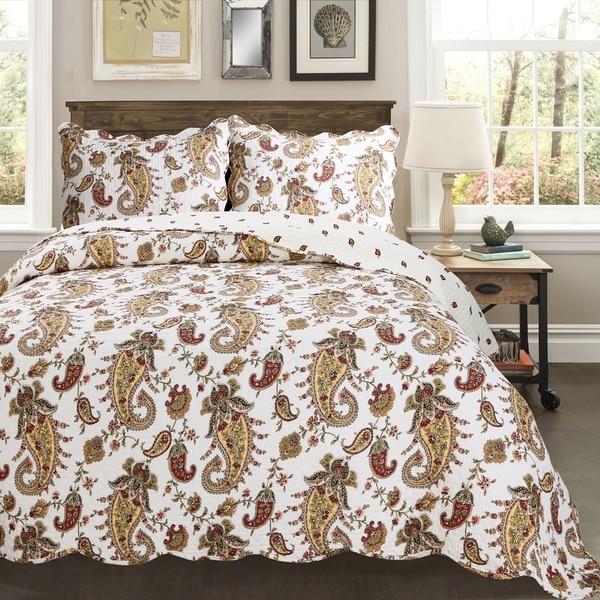 Peace of Mind 3-piece Quilt Set