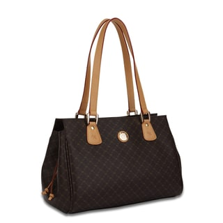Rioni Signature East-West Shoulder Bag