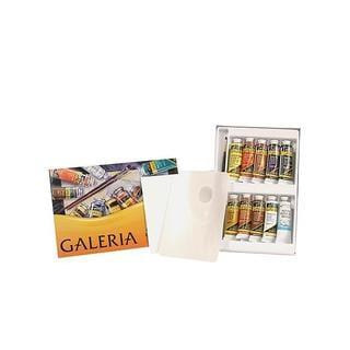 Winsor & Newton Complete Galeria Acrylics (Set of 9)
