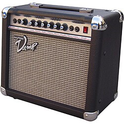 PylePro 60 Watt Vamp-Series Amplifier With 3-Band EQ, Overdrive, And Digital Delay