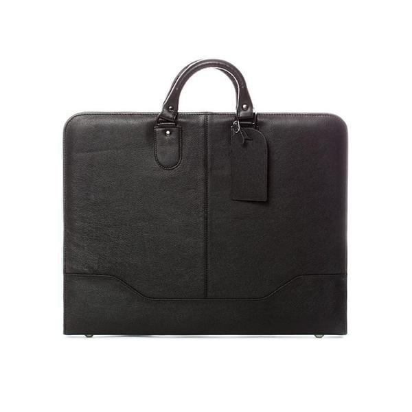 Global Art 14-inch x 18-inch Classic Leather Portfolio