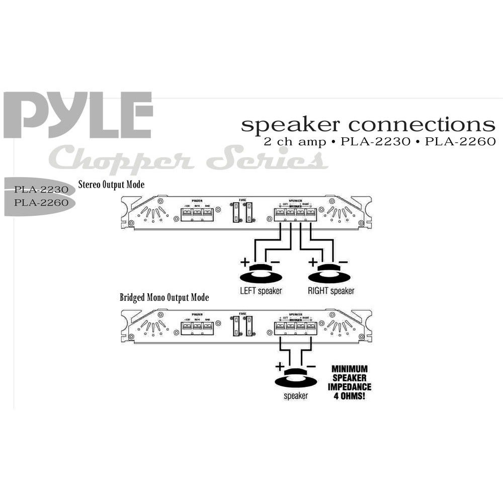 Diagram  Amazon Com Pyle Plmrkt4a 4 Ipod Wiring Diagram