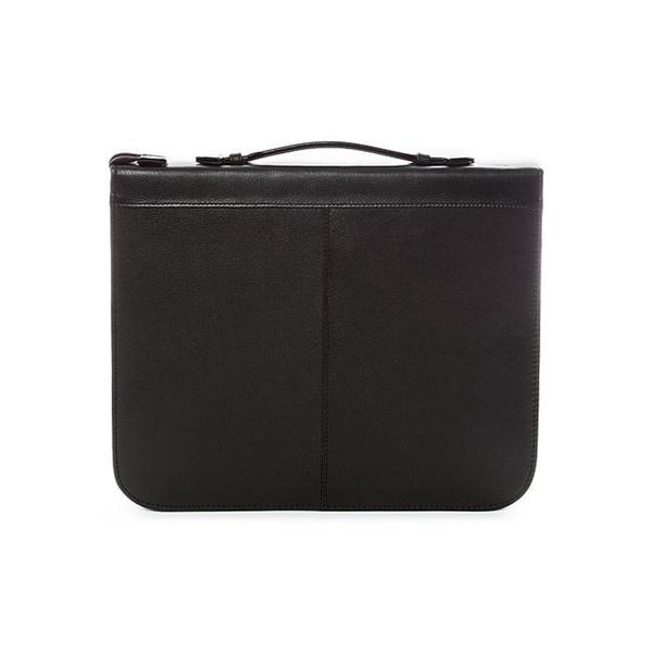 Global Art 9-inch x 11-inch Classic Leather Presentation Case