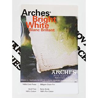 Arches 44.5-inch x 10-yard Cold Press Watercolor Paper Roll