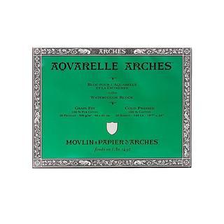 Arches 18-inch x 24-inch Cold Press Watercolor Block