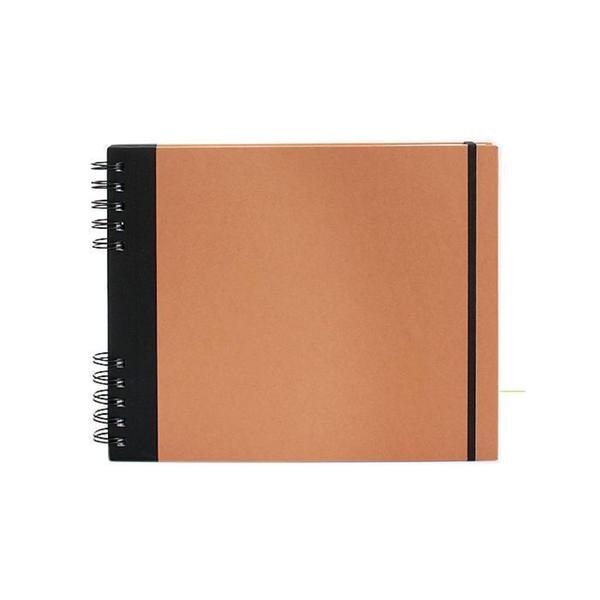 Cachet 8-inch x 10-inch Studio Pumpkin Sketch Book