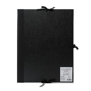 Cachet 12-inch x 16-inch Classic Leatherette Student Portfolio
