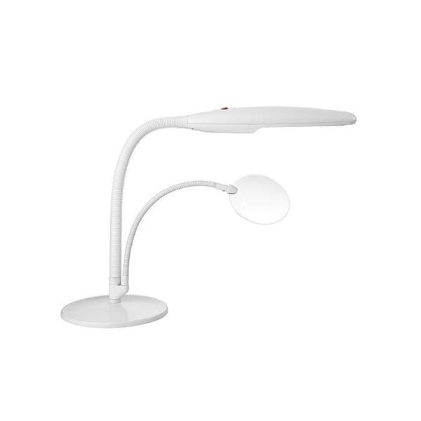 Shop Daylight Company Table Top Craft Lamp With Magnifier