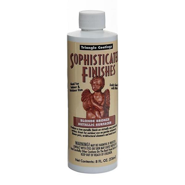 Triangle Coatings Blonde Sophisticated Finishes Metallic Surfacers