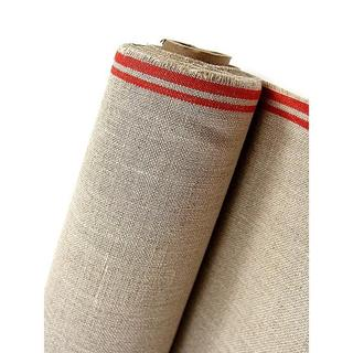 Fredrix 52-inch x 6-yard Raw Unprimed Linen Canvas
