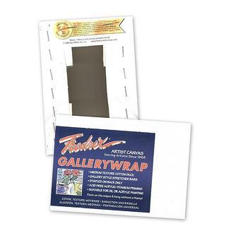 Fredrix 22-inch x 28-inch Gallerywrap Pre-stretched Blank Canvas